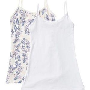 Jessica Simpson 2-Pack Camis